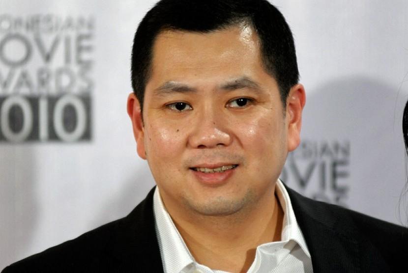 Ketua Umum Partai Persatuan Indonesia (Perindo) Hary Tanoesoedibjo.