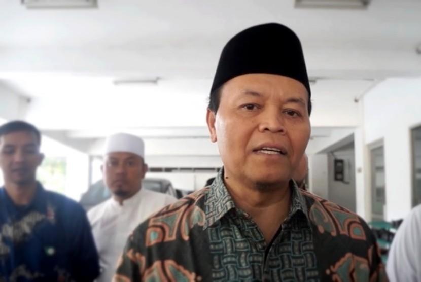 Ketua Dewan Syuro Partai Keadilan Sejahtera (PKS) Hidayat Nur Wahid