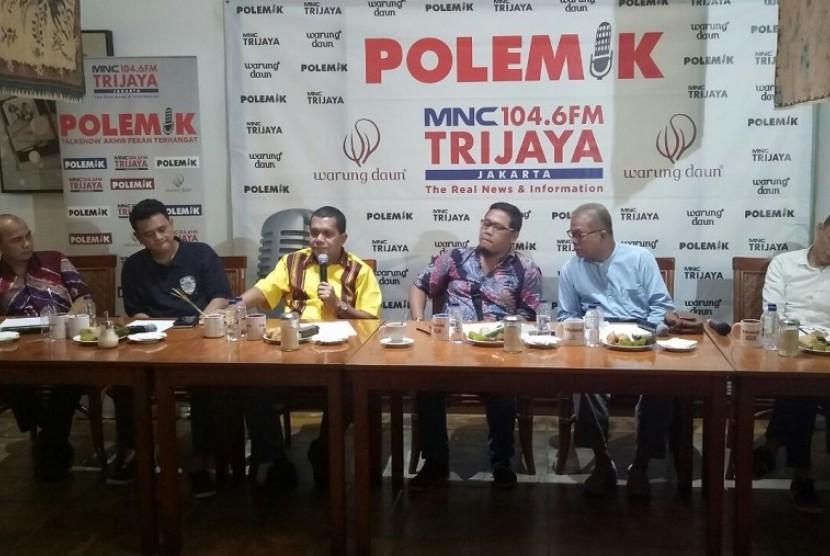 Kader Golkar Ini Minta Kasus Novanto Dipisahkan dari Partai