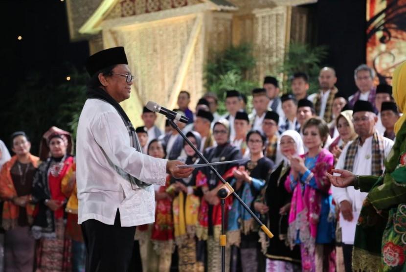 Ketua DPD RI Oesman Sapta