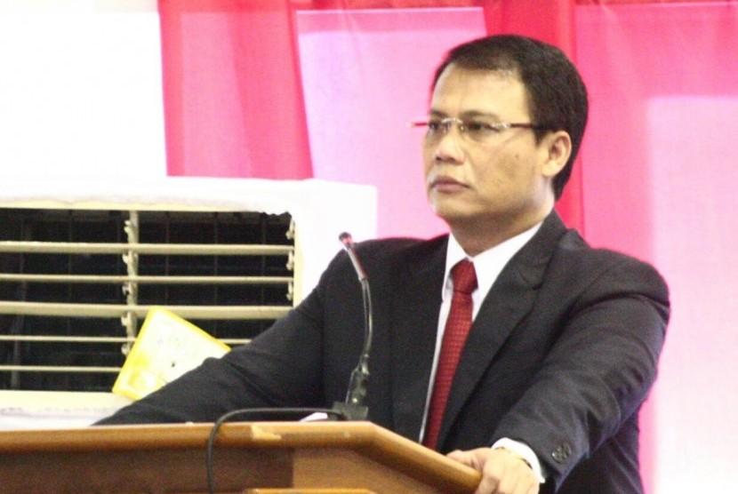 Ketua Fraksi PDI Perjuangan MPR RI dan Wakil Sekretaris Jenderal (Wasekjend) DPP PDI Perjuangan Ahmad Basarah