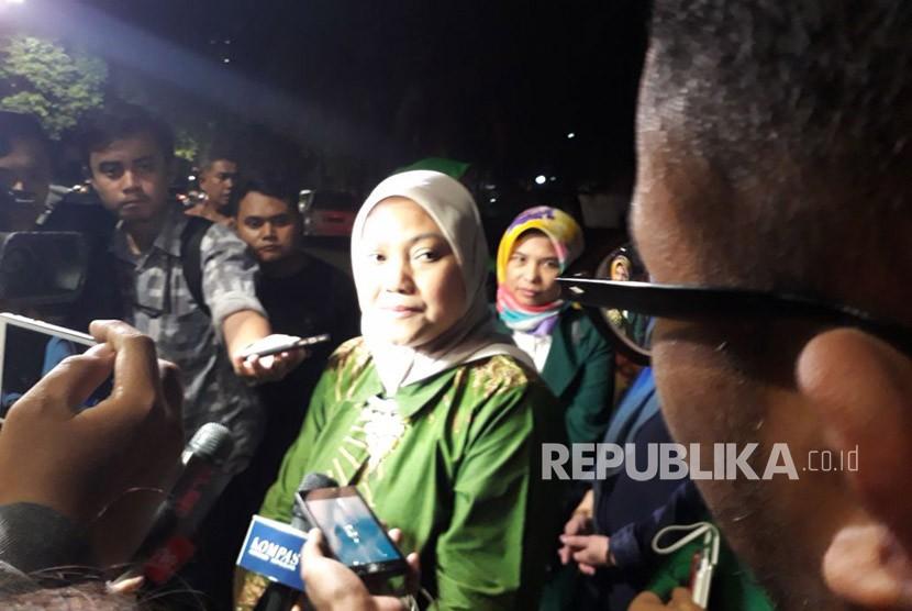 Sudirman-Ida, Prabowo: Saya Rasakan Kekuatan Emak-Emak