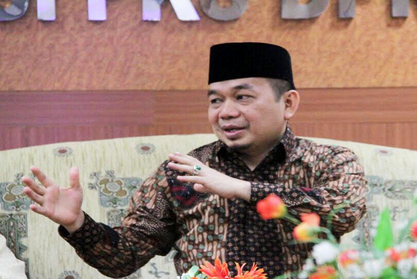 Image result for Ketua Fraksi PKS DPR RI Jazuli Juwaini
