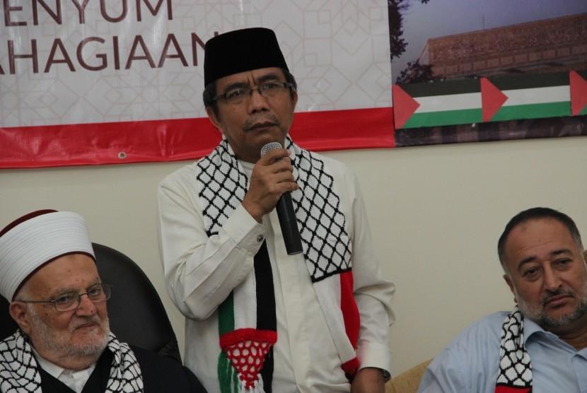 Palestina Berkontribusi Pada Kemerdekaan Indonesia