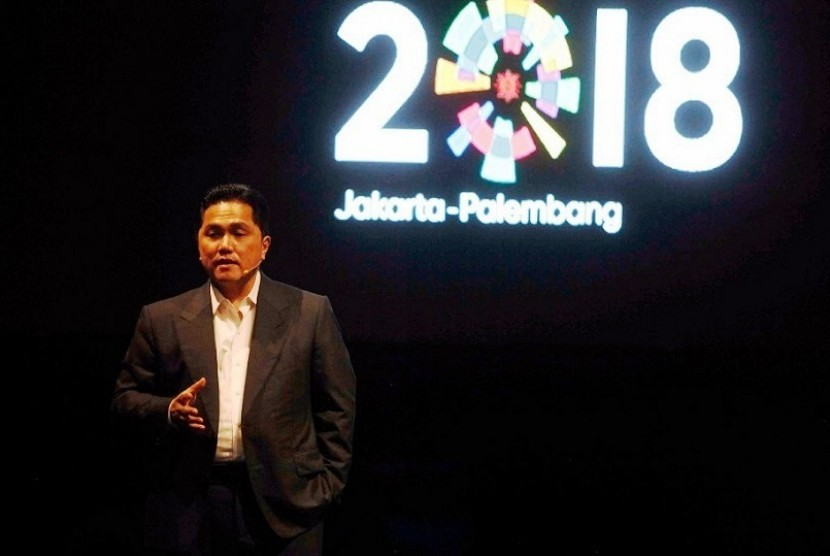 Erick Thohir: 2017, Kinerja INASGOC on the Track