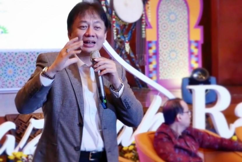 Ketua Indonesian Islamic Travel Communication Forum (ITCF), Priyadi Abadi