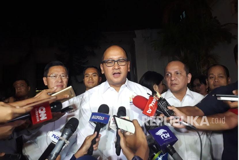 Ketua KADIN Rosan P Roeslani