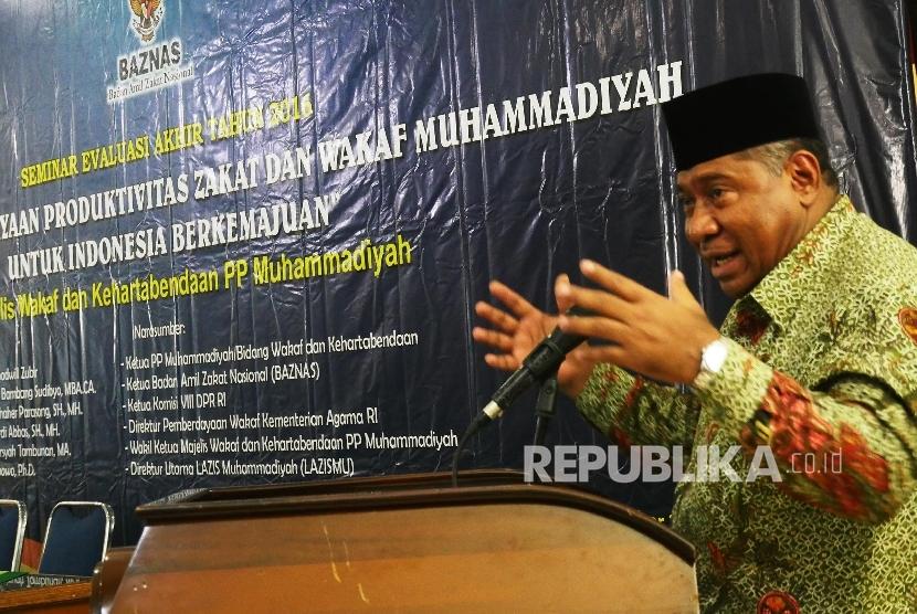 Ketua Komisi VIII DPR RI M. Ali Taher Parasong