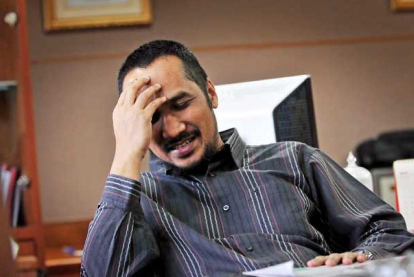 Ketua KPK Abraham Samad