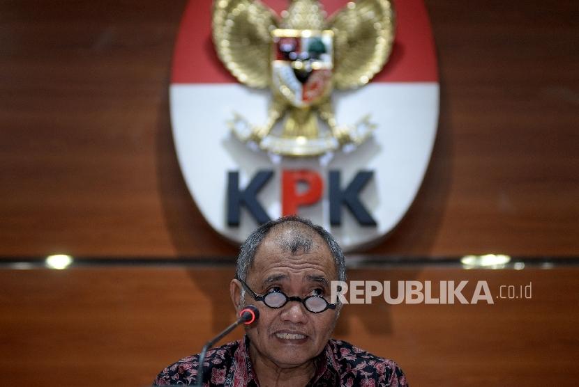 KPK Hanya Penuhi Undangan Komisi III