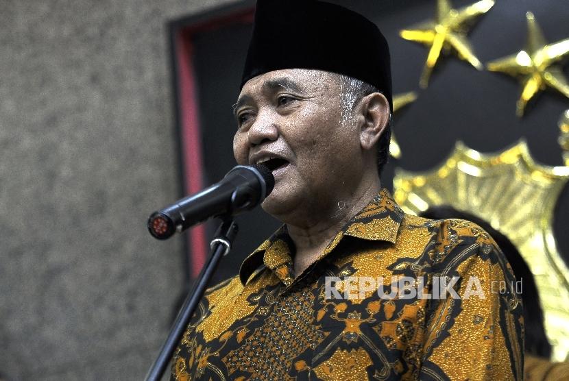 Ketua KPK Agus Raharjo.