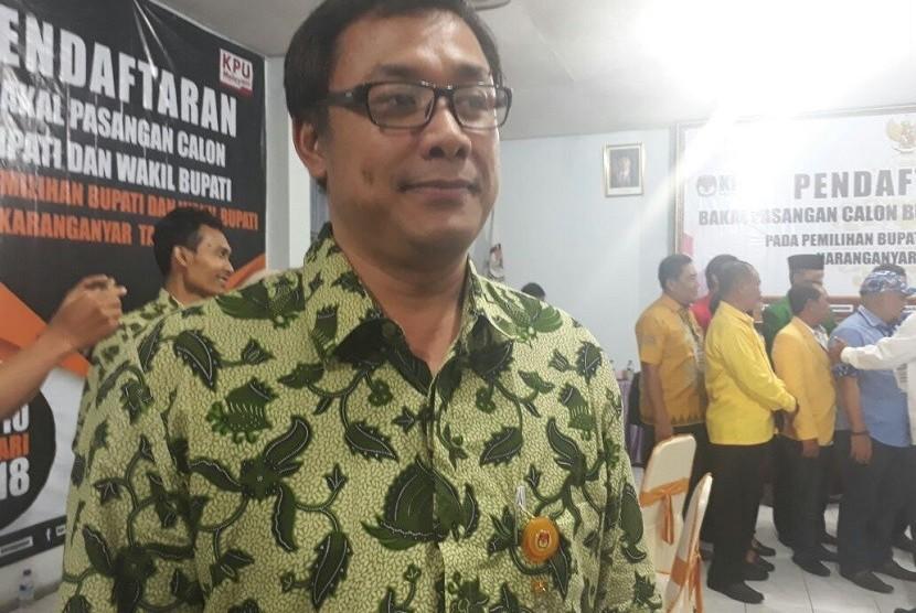 KPU Karanganyar Sosialisasikan Pendaftaran Gelombang II