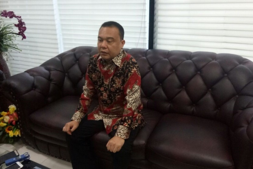 Ketua Mahkamah Kehormatan Dewan (MKD) Sufmi Dasco Ahmad