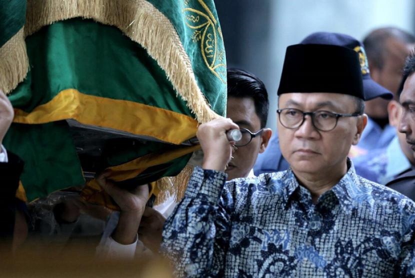 Ketua Majelis Permusyawaratan Rakyat Republik Indonesia (MPR RI) Zulkifli Hasan.