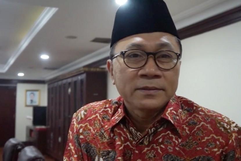 Ketua Majelis Perwakilan Rakyat (MPR RI), Zulkifli Hasan