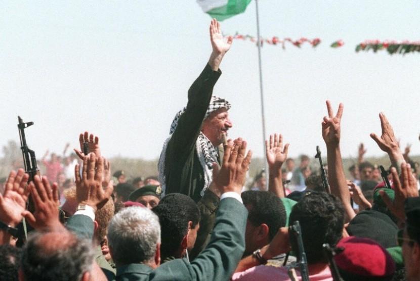 Kantor Organisasi Pembebasan Palestina di AS Terancam Tutup