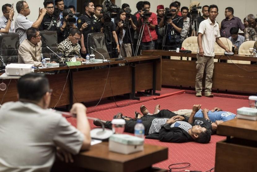 Fraksi PDIP Minta Golkar Tuntaskan Kerja Pansus Angket KPK