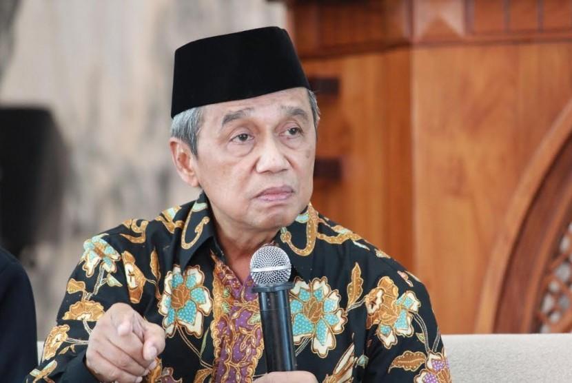 Ketua PP Muhammadiyah Bidang Hukum dan HAM, Busyro Muqoddas