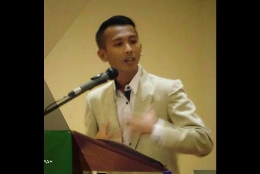 Ketua PP Pemuda Muhammadiyah Bidang Hukum, HAM, dan Advokasi Publik, Faisal