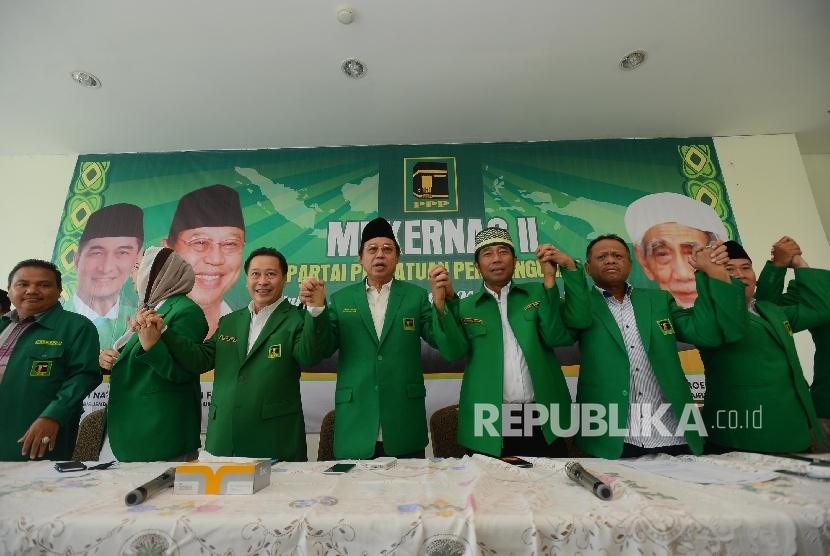 Ketua Ppp Photo: Djan Faridz Berpeluang Jadi Caketum Di Muktamar PPP