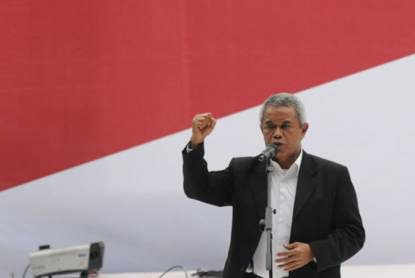 Ketua PSSI, Djohar Arifin