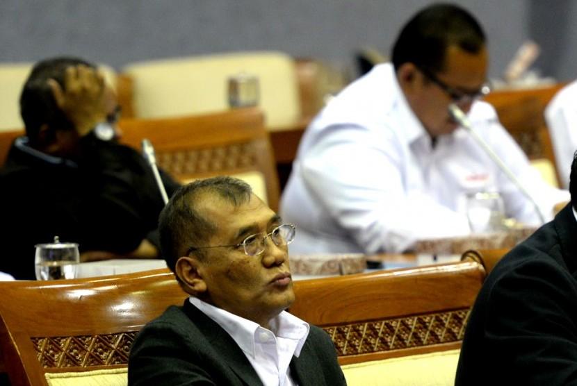 Ketua Satlak Prima Achmad Sutjipto