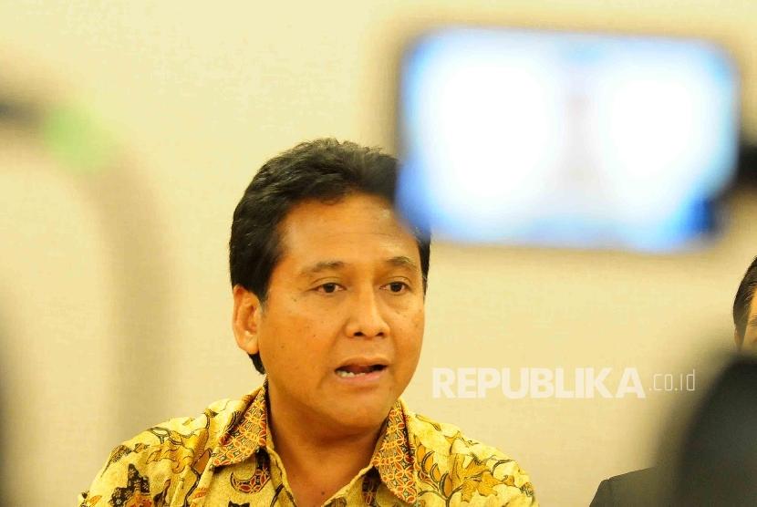 Ketua Umum Asosiasi Pengusaha Indonesia (Apindo), Hariyadi Sukamdani.