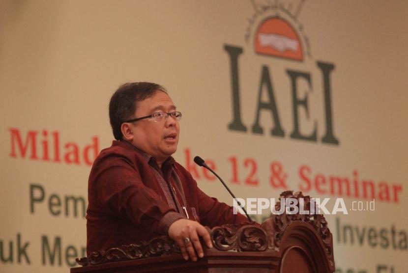 IAEI Dorong Ekonomi Islam Berkontribusi kepada Masyarakat