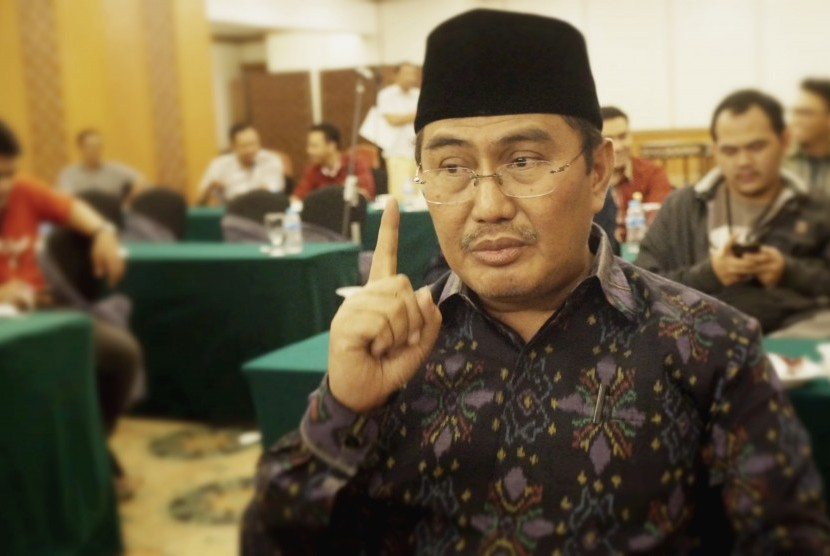 Ketua Umum Ikatan Cendikiawan Muslim Indonesia (ICMI), Jimly Asshidiqie