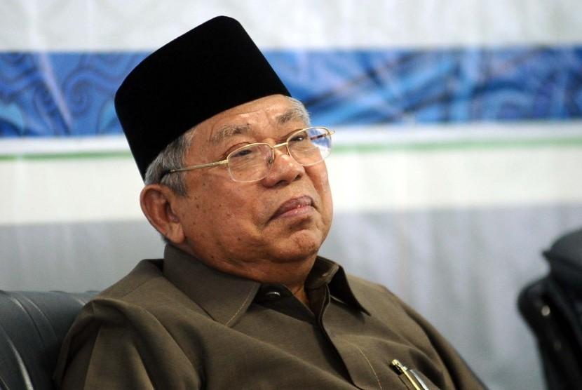 Ketua MUI Sarankan Rujuk Nasional Pasca 2 Desember