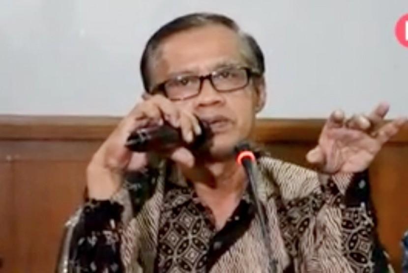 Ketua Umum Muhammadiyah Haedar Nasir