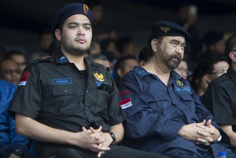 Paloh: Nasdem adalah Bejo, Benteng Jokowi