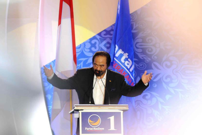 Ketua Umum Nasional Demokrat Surya Paloh