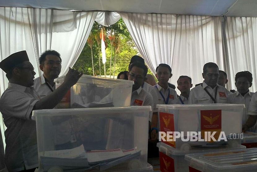 Partai Garuda Berencana Ajukan Gugatan Pemilu ke Bawaslu