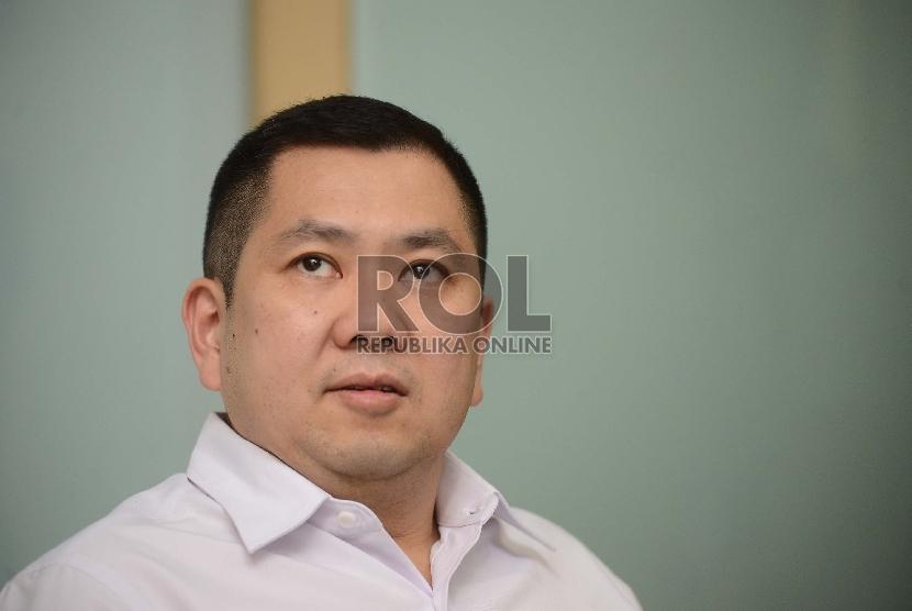 Ketua Umum Partai Perindo, Hary Tanoesoedibjo.