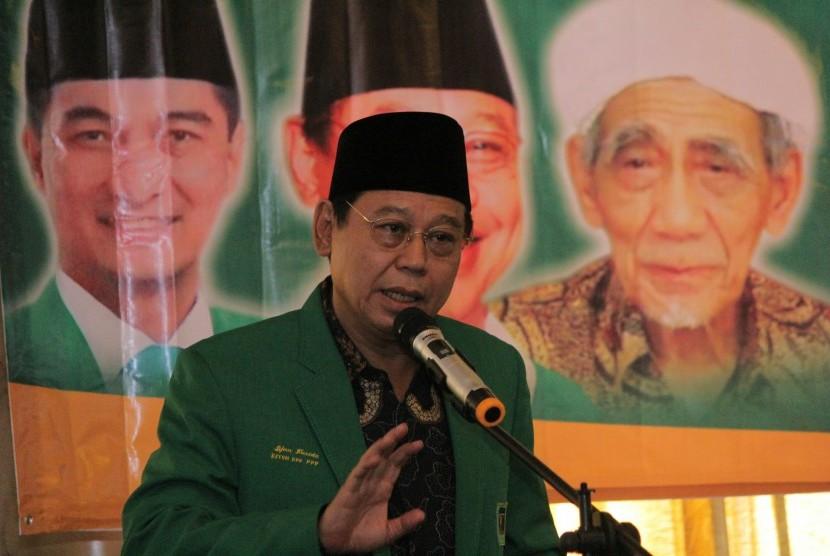 PPP Gelar Acara Halaqah Alim Ulama