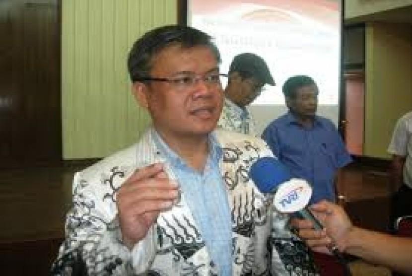 Ketua Umum PB PGRI Sulistyo.