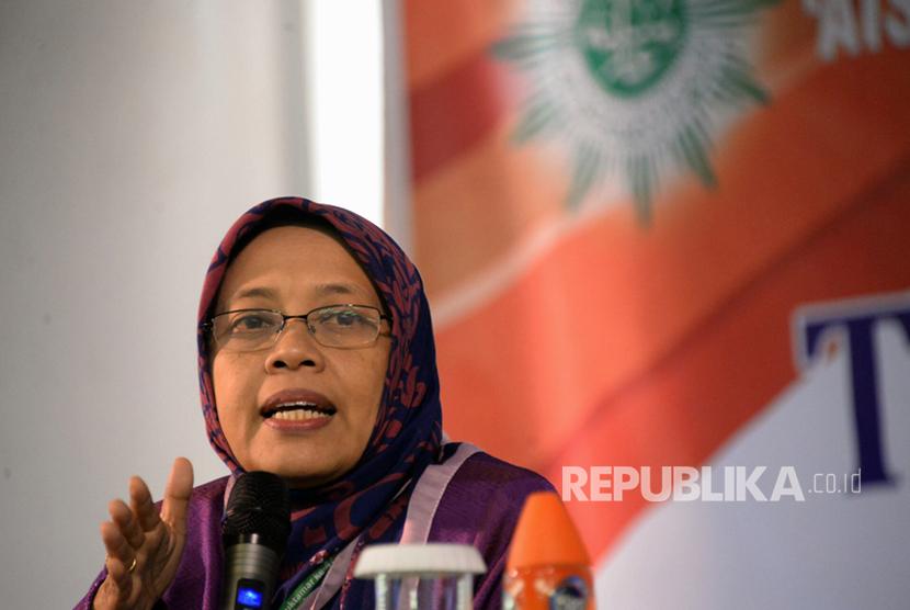Ketua Umum Pimpinan Pusat Aisyiyah Siti Noordjannah Djohantini
