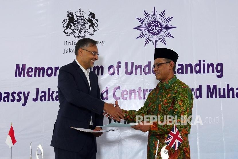 Muhammadiyah-Inggris Jalin Kerja Sama Pengendalian Ekstremisme