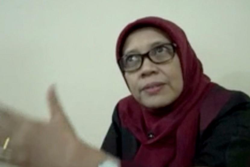 Ketua Umum PP Aisyiyah Siti Noorjannah Djohantini