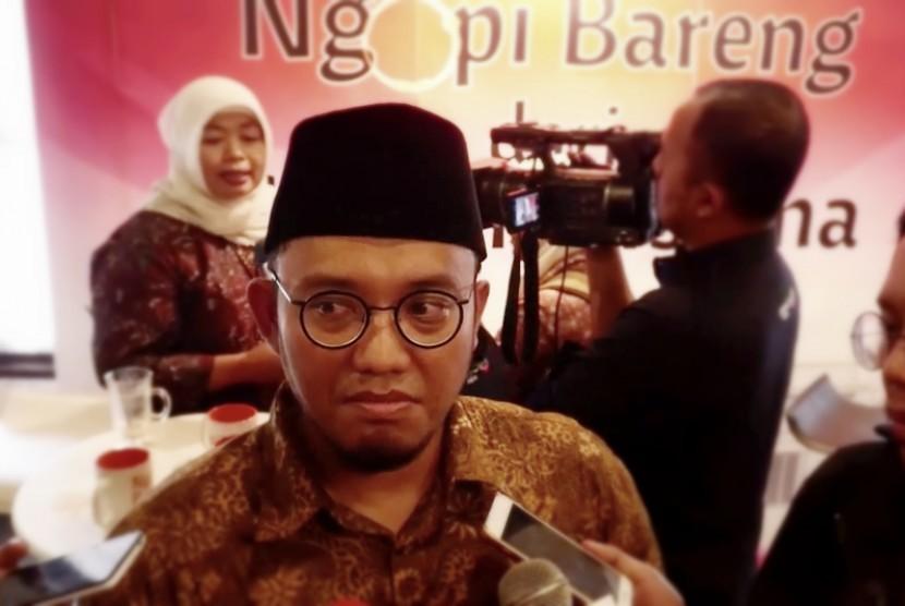 Ketua Umum PP Pemuda Muhammadiyah Dahnil Anzar Simanjuntak