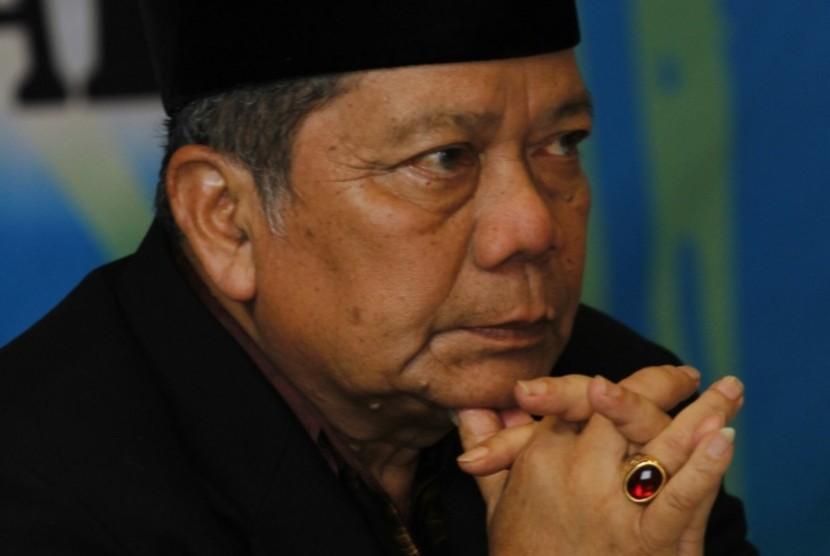 Ketua Umum PP Persis KH Aceng Zakaria