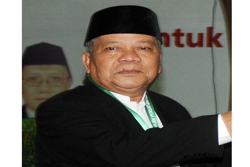 Ketua Umum PP Persis KH Aceng Zakaria.