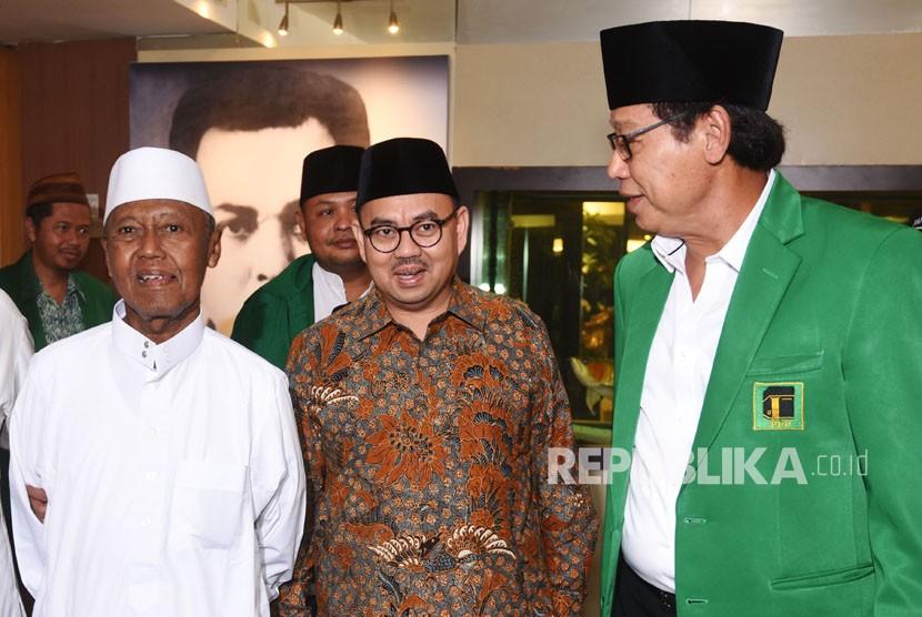 PPP Dukung Putra Mbah Moen Dampingi Sudirman Said