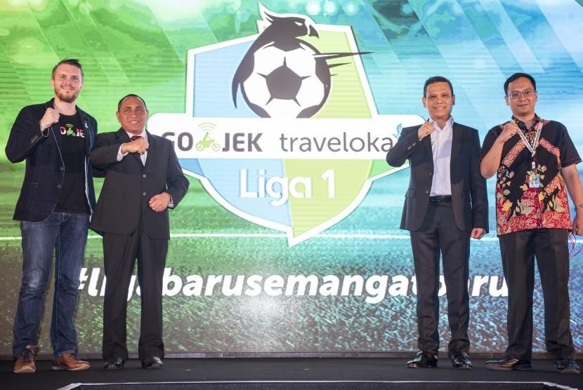 PSSI Resmikan Go-Jek Traveloka Liga 1