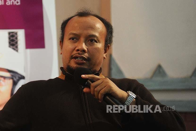 Chairman of Indonesian Consumers Foundation (YLKI) Tulus Abadi