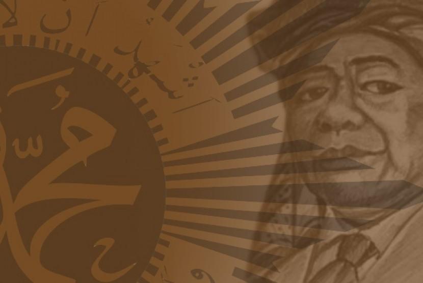 KH Abdul Razaq Fachruddin.