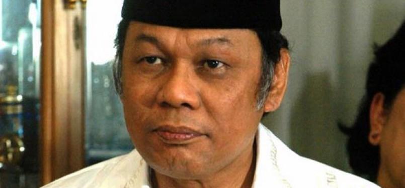 KH Zainuddin MZ merupakan salah satu ulama yang terjun ke politik praktis
