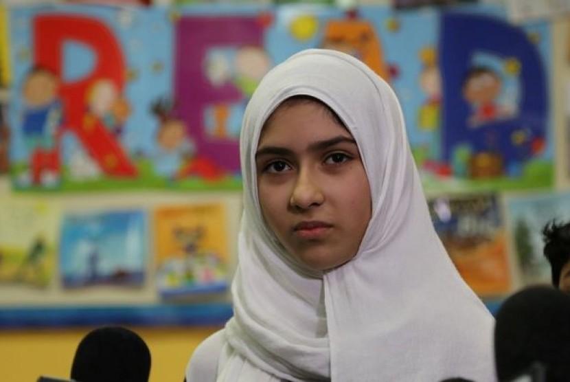 Remaja Muslimah Kanada Jadi Korban Serangan Potong Hijab