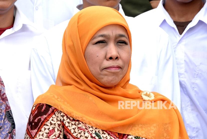 Khofifah Indar Parawansa - Menteri Sosial